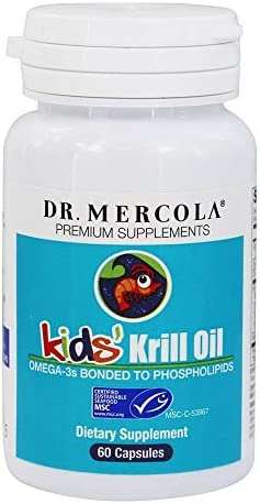Dr Mercola Kids Krill Ounce product image
