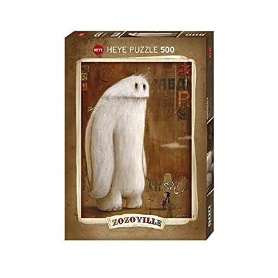 Heye Vd 29675 Puzzle Standard Johan Potman Zozoville Sit 500 Pezzi