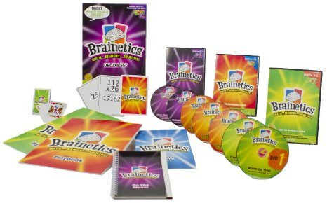 Brainetics Deluxe Set