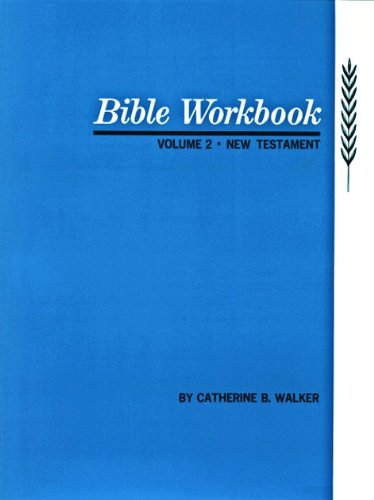 Bible Workbook New Testament product image