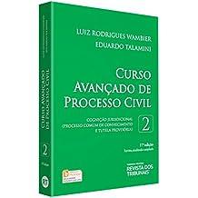 Curso Avançado de Processo Civil. Cognição Jurisprudencial. Processo Comum de Conhecimento e Tutela Provisória - Volume 2