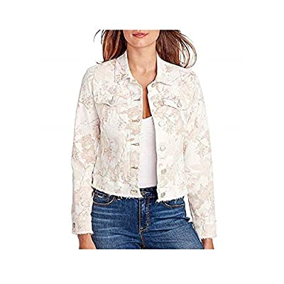 NINE WEST Women's Sarah Denim Jean Jacket at Women's Coats Shop
