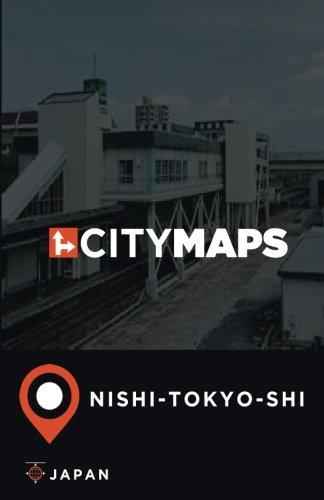 City Maps Nishi-Tokyo-shi Japan PDF