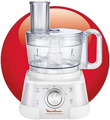 Moulinex Masterchef 5000 FP513110 - Robot de cocina, 750 W, 2.2 L ...