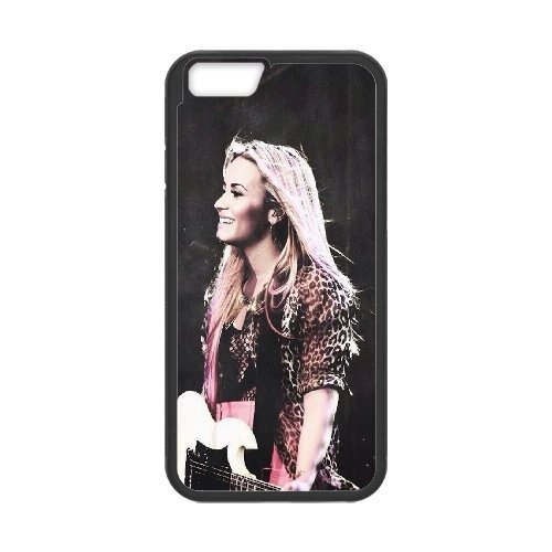 "LP-LG Phone Case Of Demi Lovato For iPhone 6 (4.7"") [Pattern-4]"