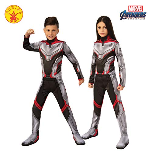 Rubie's Marvel: Avengers Endgame Child's Team Suit Costume, Large