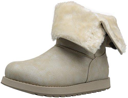 Skechers Women's Keepsakes-Short 2 Button Winter Boot Taupe blcrE