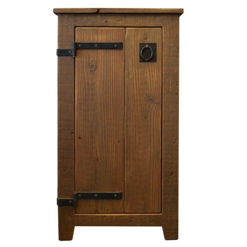 Native Trails VNB191 Americana Wood Cabinet,Chestnut