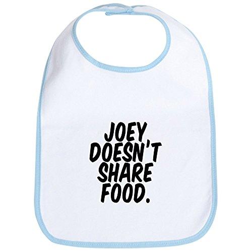 CafePress - Joey Food - Cute Cloth Baby Bib, Toddler Bib