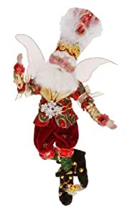 """Mark Roberts Collectible Nutcracker Christmas Fairy - Small 10"""" #51-12480 by Mark Roberts"""