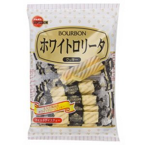 Bourbon White Rollita Biscuit 106g. carrier to shipping international usps, ups, fedex, dhl, 14-28 Day By Dragon Shopping Thank You ()
