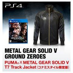 METAL GEAR SOLID V GROUND ZEROES(PUMA T7 Track Jacket 同梱版)