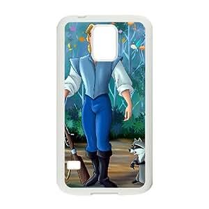 Samsung Galaxy S5 Cell Phone Case White Disney Pocahontas Character Captain John Smith Phone cover E1342953