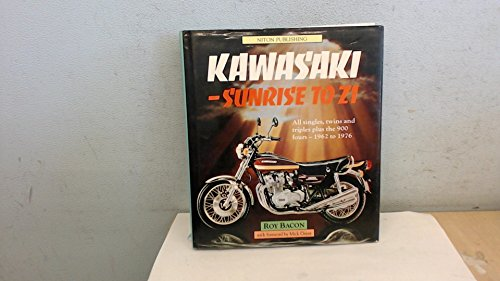 Kawasaki Sunrise to Z1 All Singles, Twins, and Triples for sale  Delivered anywhere in USA