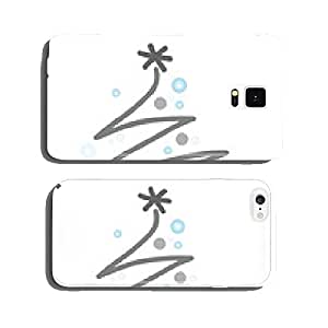 Christmas tree cell phone cover case iPhone6
