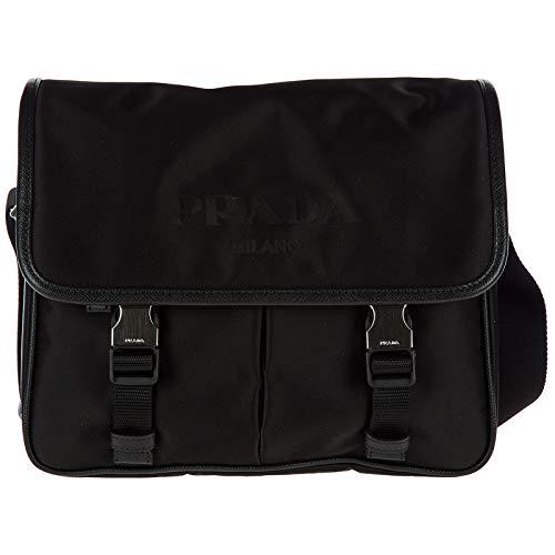 Prada Men's Nylon Messenger Bag ()