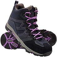 Mountain Warehouse Oscar Kids Hiking Boots - for Girls &