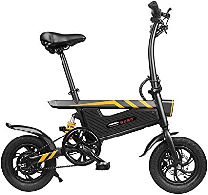 Actcute Power Assist E-Bike 250W Bicicleta eléctrica Ligera de 12 ...