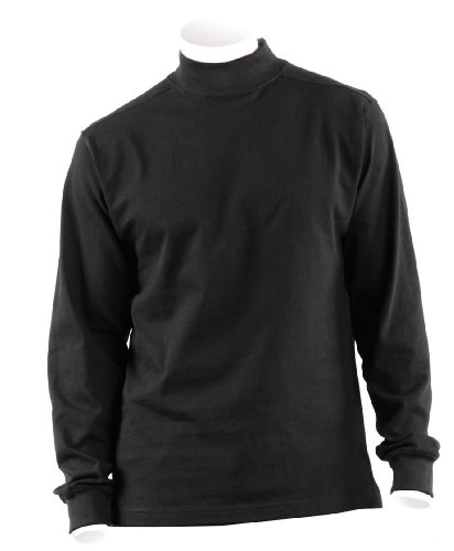 Nylon Mock Turtleneck - 6