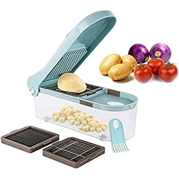 Amazon.com: Weston French Fry Cutter and Veggie Dicer