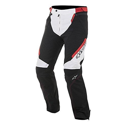 - Alpinestars Men's 3224517-123-M Pant (Black/White/Red, Medium)