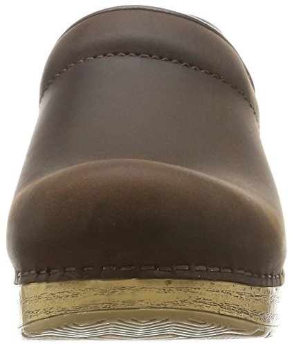 Dansko Professional Antique Brown Oil Mule
