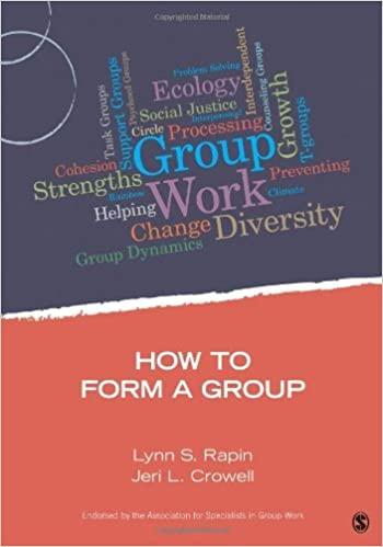 How to Form a Group (Group Work Practice Kit) by Lynn S. Rapin (2013-12-20)