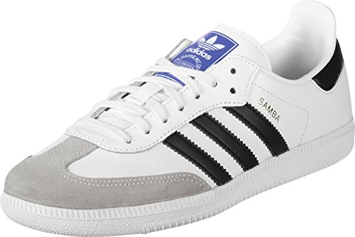 Negbás Deporte OG 000 adidas Ftwbla Gracla Blanco Unisex de J Samba Zapatillas Adulto XX6xUw4vq