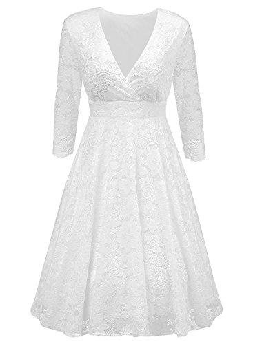 empire white dress - 2