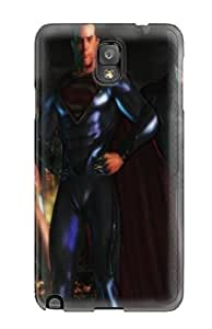 First-class Case Cover For Galaxy Note 3 Dual Protection Cover Justice League