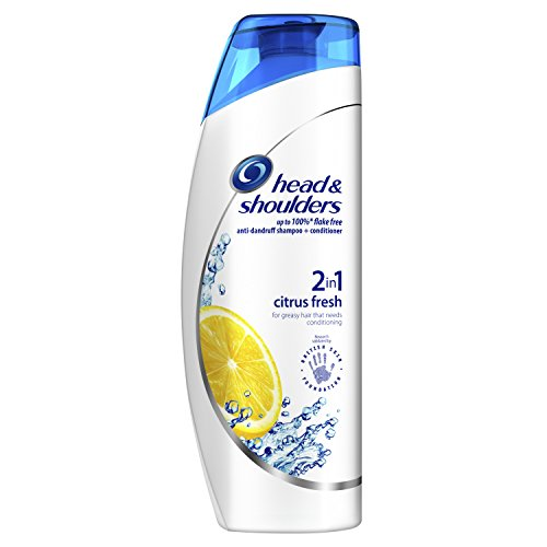 Head Citrus & Shampoo Shoulders (Head And Shoulders 2-in-1 Shampoo And Conditioner 450ml)