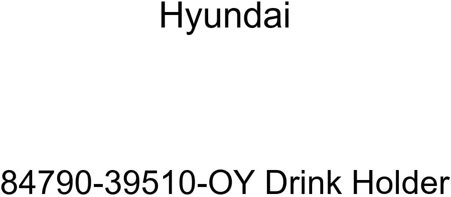 Genuine Hyundai 84790-39510-OY Drink Holder