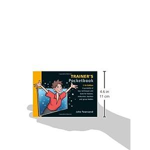 Trainer's Pocketbook Paperback – 2 Sept. 2013