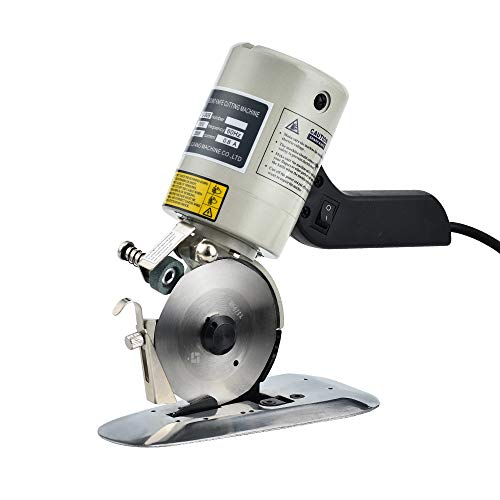 ETE ETMATE Electric Clothing Cutting Machine Portable Electric Cloth S