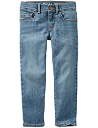 Osh Kosh Girls' Toddler Skinny Denim,