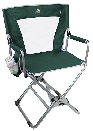 GCI Outdoor Xpress Director's Chair, Hunter Green - Recreational Chair