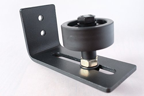 Adjustable Roller Base And Matching Installation Tools Barn Door Hardware (Guide Roller Base)