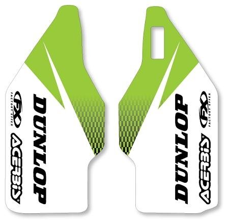 (Factory Effex (14-40150 Lower Fork Graphic)