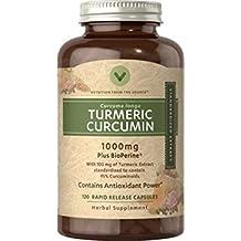 Vitamin World Turmeric Curcumin, 120 Count