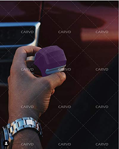 CARVD Updated Jaw Exerciser Jaw line define Jaw Exercise Purple