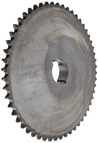 Tsubaki H80BTL18 Roller Chain Sprocket, Single Strand, Taperlock Design, Hardened Teeth, 2012 Bushing Required, 18 Teeth, #80 ANSI No., 1'' Pitch by Tsubaki