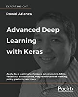 Advanced Deep Learning with Keras Front Cover