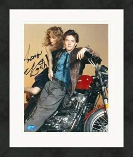 Andrew McCarthy autographed 8x10 Photo (Mannequin) Matted & Framed