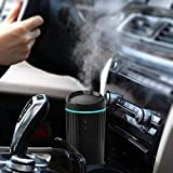 Best Car Diffusers - dodocool Car Diffusers Essential Oil, Air Refresher Ultrasonic Review