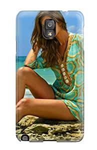 Galaxy High Quality Tpu Case/ Ana Beatriz Barros RrwaBLA1604PKiOW Case Cover For Galaxy Note 3