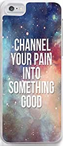 Case for Iphone,Dseason Case For Sam Sung Note 4 Cover Hard Case **NEW** High Quality Unique Design christian quotes channel your pain into something good