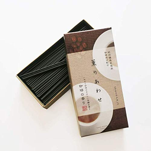 - nippon kodo Aroma Bliss - Coffee Approx. 170 Sticks, Japanese Quality Incense