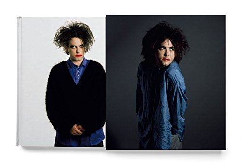 In Between Days: The Cure in Photographs 1982 - 2005 (Cured The Tale Of Two Imaginary Boys)