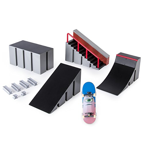 Tech Decks Boards (Tech Deck - Starter Kit - Ramp Set and Board)