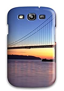 First-class Case Cover For Galaxy S3 Dual Protection Cover P